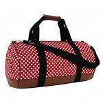 Sac Jazz rouge pois blancs