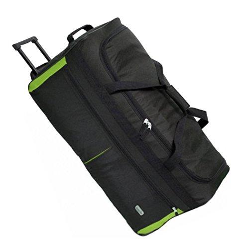 Sac Karabar vert noir sac de voyage