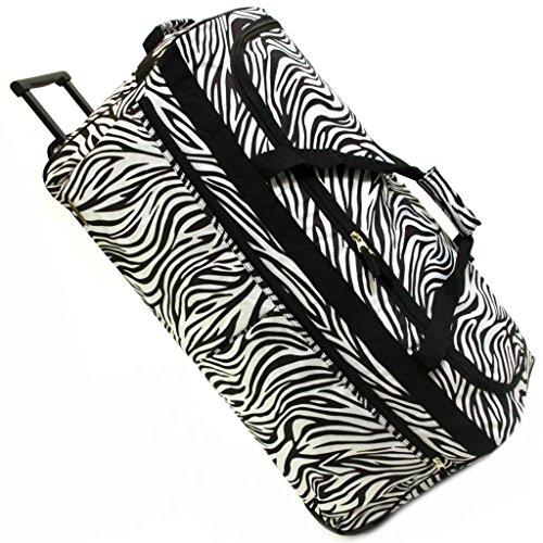 Sac Karabar zebre