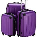 Set de trois valises HAUPTSTADTKOFFER