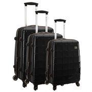Set de valises Snowball Vienne noires