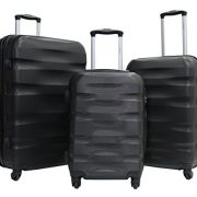 Set de Valises Alistair Fly noir