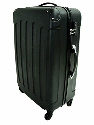 set de trois valises trolley securite