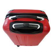 set de trois valises rigides Todeco