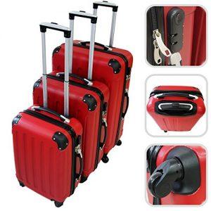 set de valises Todeco