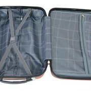 set trois valises Todeco interieur fonctionnel