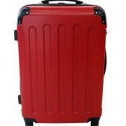 set trois valises Todeco roulettes trolley