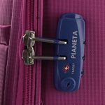 Valise Pianeta Gatria serrure TSA