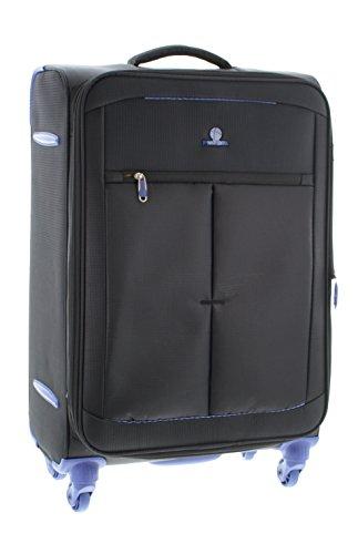 Valise Pianeta noire taille M L XL
