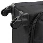 4 roulettes silencieuses sur la valise Delsey Flight Nest