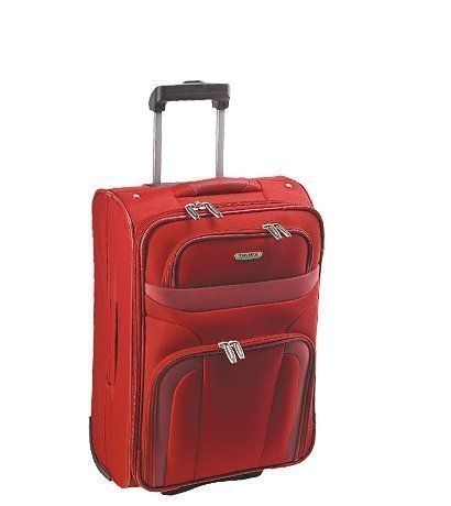 valise cabine Travelite Orlando rouge