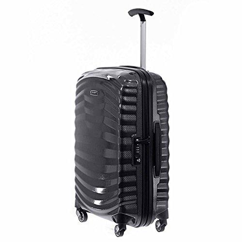 Valise cabine Samsonite Lite Shock serrure TSA