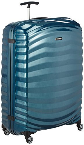 Valise Samsonite Lite Shock 81 cm bleue