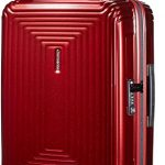 Valise cabine Samsonite Neopulse rouge
